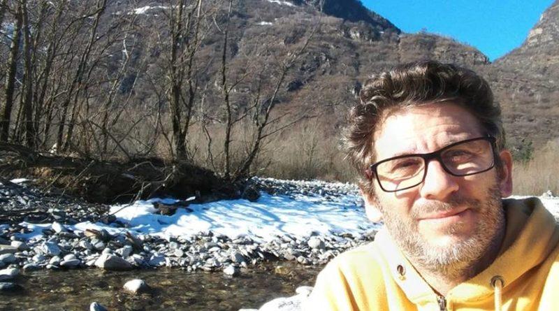 Ruben al fiume